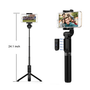Manufacturer for for Bluetooth Selfie Stick Mini Collapsible Monopod Selfie Stick supply to Italy Importers