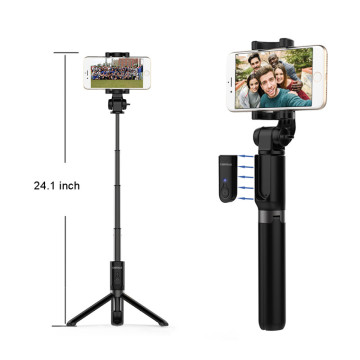 Mini Collapsible Monopod Selfie Stick