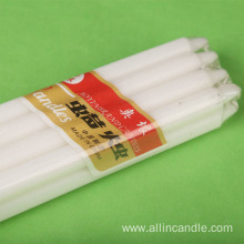 55g Wholesale 38g White Plain Candles to Nigeria