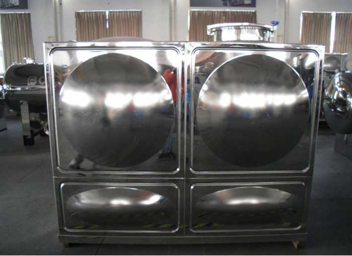 Wholesale Stainless Steel Water Storage Tank