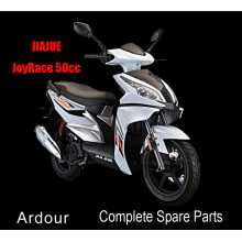 Reliable for Jiajue Blade Spare Part Jiajue Ardour Complete Scooter Spare Part export to Germany Supplier