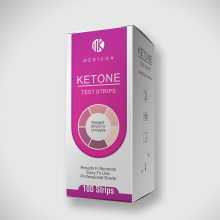 ketone test strips for self-checking