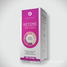 New Products Urine Ketone Test Strips