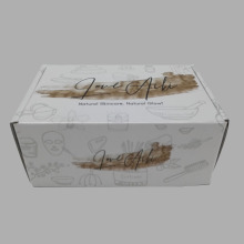 Custom Colorful Shipping Carton Corrugated Mailer Box