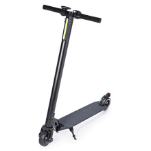 Factory best selling for Carbon Fiber Electric Scooter,Power Scooter,Kids Scooter Manufacturer in China 5.5 inch Carbon Fiber Black Color Electric Scooter export to Indonesia Exporter