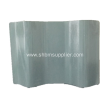 Anti-aging Non-asbestos MgO Roofing Tile