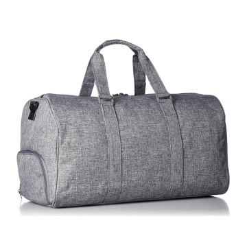 Duffel Bag Weekender Carry-on com saco de sapato