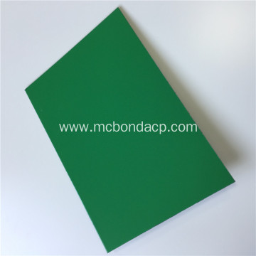 MC Bond PVDF Aluminium Composite Sheet