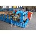 Metal Galvanized Glazed Tile Roll Forming Machine