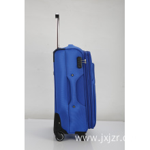 Cheapest Factory for Universal Wheel Trolley Luggage Lightweight Soft Shell Spinner Suitcase supply to Armenia Manufacturer