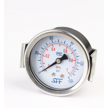Effect Of The Gas Pressure Gauge