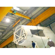 China for Overhead Travelling Crane 6T DOUBLE-GIRDER OVERHEAD CRANE export to Denmark Manufacturer