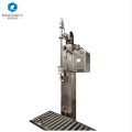 Semi Automatic Filling and Capping Machine