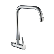 China bathroom cheap single cold basin tap