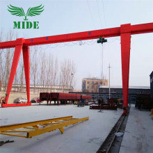 16 ton 18m height electric gantry crane