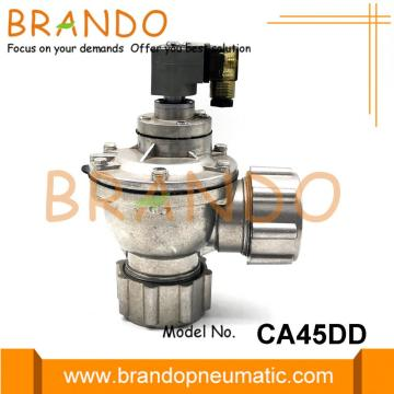 CA45DD Pulse-controlled Electromagnetic Valve