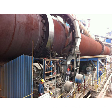 Limestone Rotary Furnace For Quicklime Manufacturing Plant