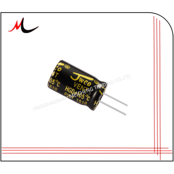 3.3UF radial capacitors 105C 450V high voltage capacitor