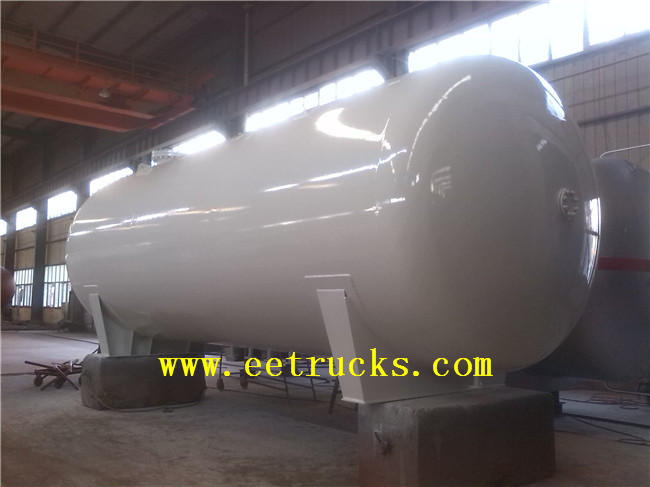 40 TON Ammonia Storage Tanks