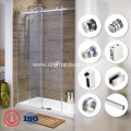 Heavy Duty Glass Sliding Door Fitting System