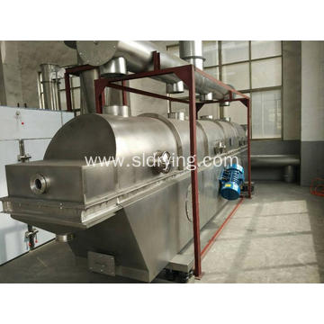 MSG ZLG Series Vibration Fluidized Bed Dryer