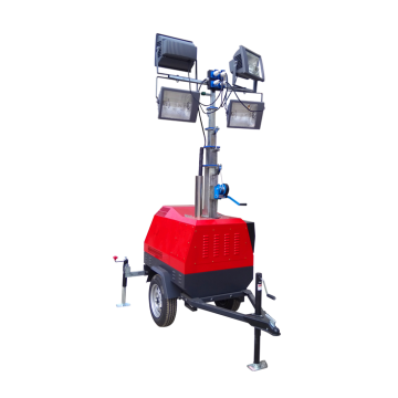 Wholesale Diesel Flood Mini construction Light Tower