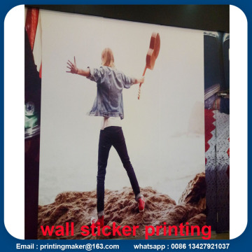 Custom Wallpaper Printing For Advertising or Decoration