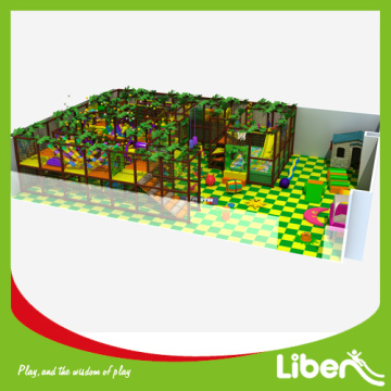 Kids play equipment indoor