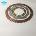 OEM copper small metal stamping part