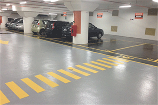 slip resistant garage floor coating