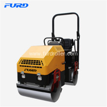 2 ton Smooth Steel Drum Roller Compactor