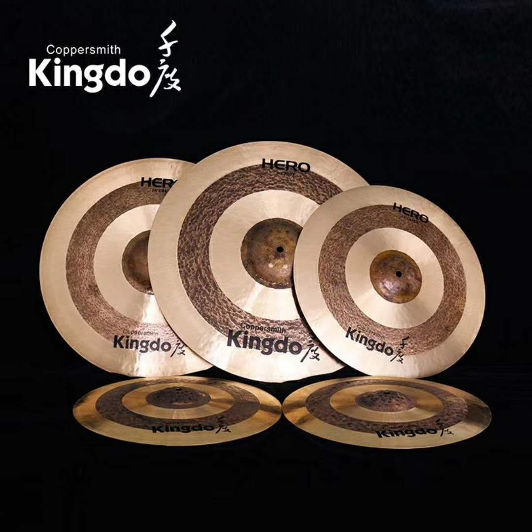 Traditional Drum Set Cymbals