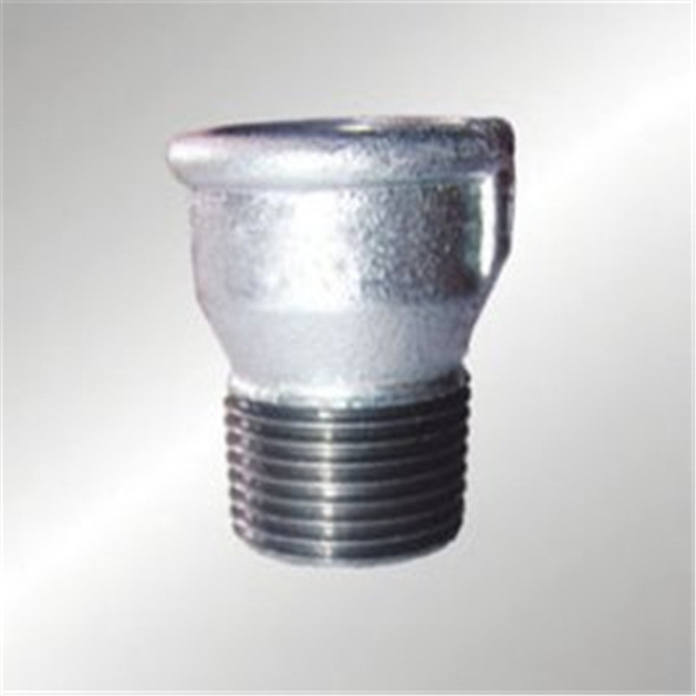 Cast iron Pipe Fitting Beaded Coupling Equal Sockets