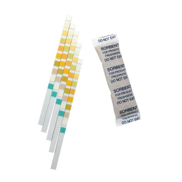MDK Hot Sell Diabetic Test Strips 10 Parameter