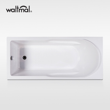 Allendale Single Ended Acrylic Bath with Armrest