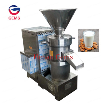 Small Wet Soybean Chickpeas Beans Grinding Machine