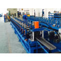 Scaffolding panel roll forming machine