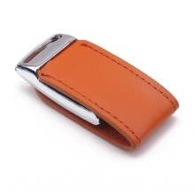 PU Leather USB Flash Drive Pendrive