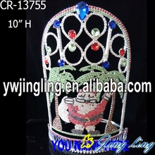 Wholesale Colored Santa Christmas Crowns