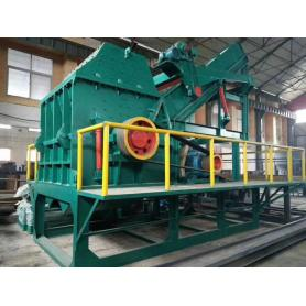 Mobile Scrap Shredder Shredding Machine for Recycling