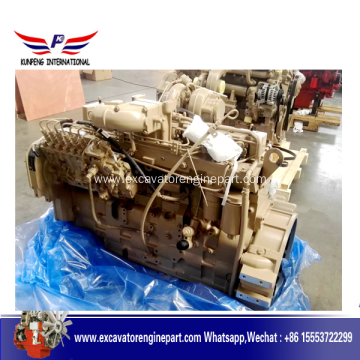High Efficiency Factory for Cummmins Engines Cummins 6CTA8.3 Geniune Diesel Engine  In Stock export to New Caledonia Factory