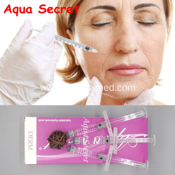 Hyaluronate Sodium Injectable Gel Anti-wrinkle Filler