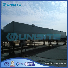 Popular Design for for Floating Work Platform Marine construction floating platform export to Senegal Factory