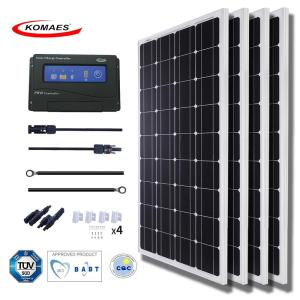 Well-designed for Solar Kits,Solar Power Kits,Solar Panel Kits Manufacturers and Suppliers in China 400W Monocrystalline Solar Panels export to Portugal Suppliers