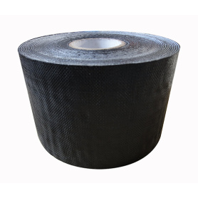 Polypropylene Woven Fiber Bitumen Tape For Pipe