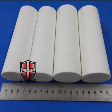 High Quality Industrial Factory for Machinable Glass Ceramic Bar engineering machinable ceramic material machining rod tube export to Russian Federation Exporter