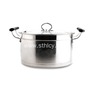 Best Quality Stainless Steel Sauce Pot Korean Style