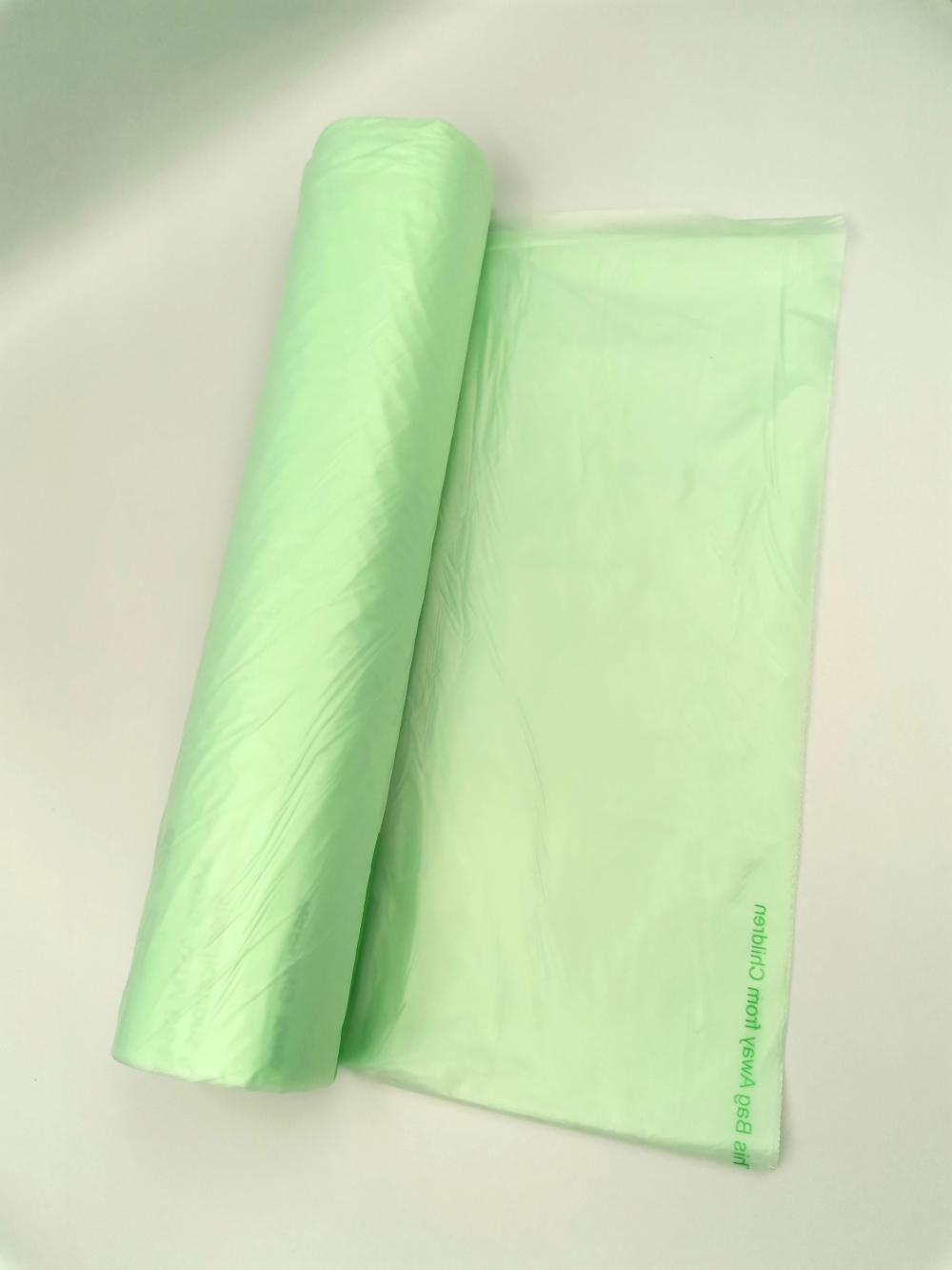 Cornstarch Based Disposable Garbage Bags