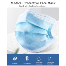 disposable sergical face mask