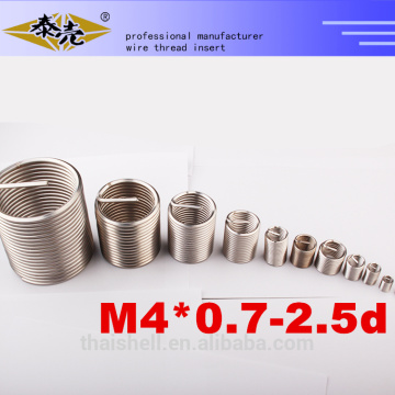 wire thread insert/stainless steel screw thread insert